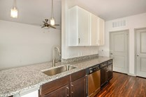 High Quality Granite Countertops Throughout