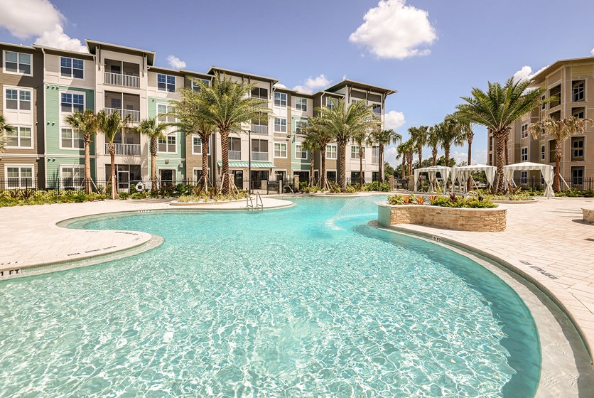 Axis West Apartments Orlando