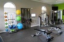 Recently Updated 24 Hour Fitness Center