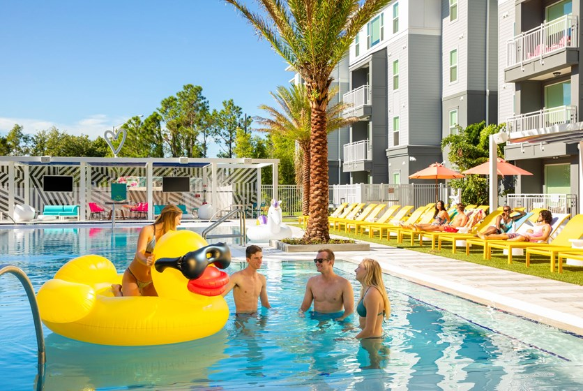 Hub on Campus | UCF Apartments - 407apartments.com