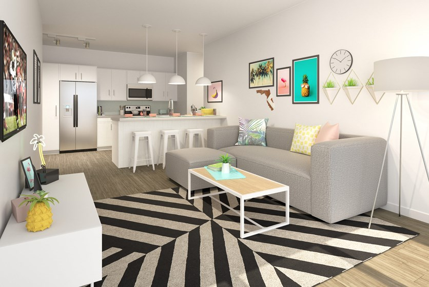 Hub On Campus Ucf Apartments 407apartments Com