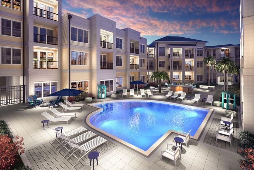 Princeton at College Park Apartments in Orlando, FL ...