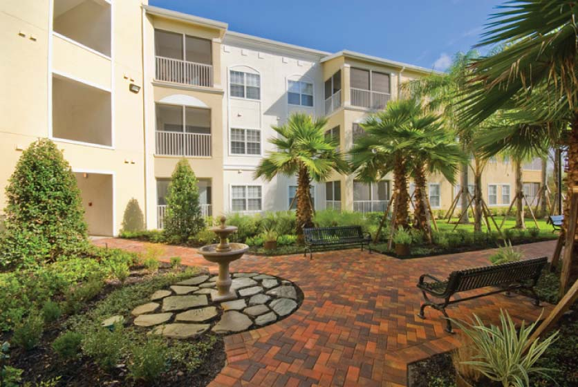 Savannah at Park Central | Orlando Apartments ...