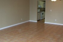 Tile and Carpeting Throughout Unit